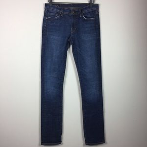 COH High Rise Straight Jeans 27